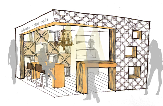trade fair booth atelier auzie - Booth Design Ideas